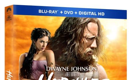 Hercules Blu-Ray/DVD