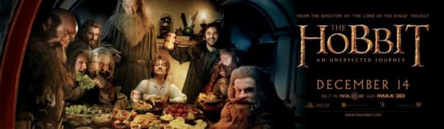 The Hobbit Dwarves Banner