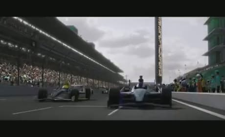 Turbo Indy 500 Featurette: Behind the Animated Action