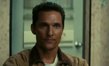 Interstellar Clip: Matthew McConaughey & Useless Machines