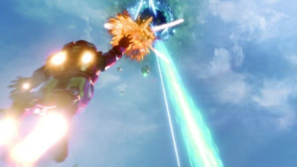 The Avengers: Iron Man in Action