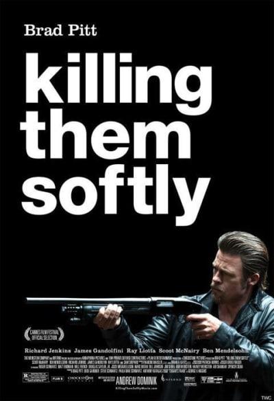 Killing Them Softly Shotgun Poster