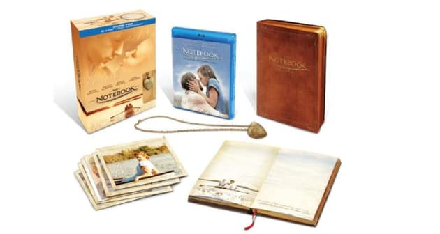 The Notebook Ultimate Collector's Edition