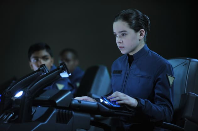 Hailee Steinfield Ender's Game