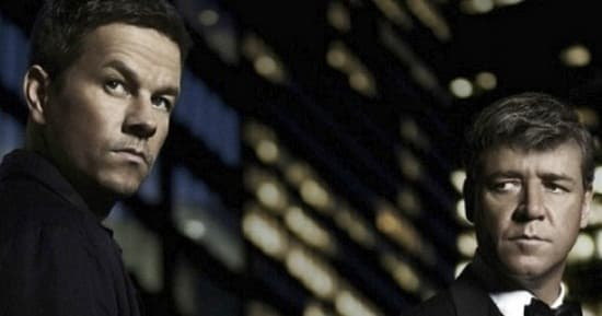 Mark Wahlberg Russell Crowe Broken City