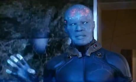 The Amazing Spider-Man 2 Electro Jamie Foxx