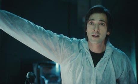 Adrien Brody as Clive