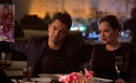 Need for Speed Dakota Johnson Dominic Cooper