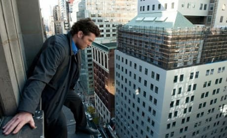 Sam Worthington in Man on a Ledge