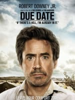 Due Date Peter Poster