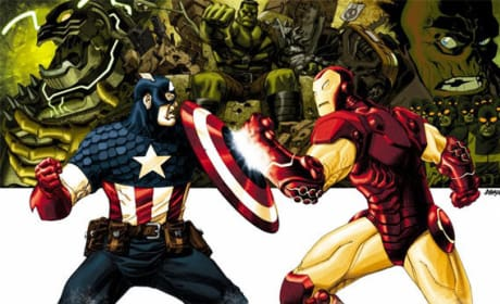 "Captain America 3: Robert Downey Jr. Promises Something ""Huge"""