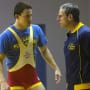 Foxcatcher Channing Tatum And Steve Carell