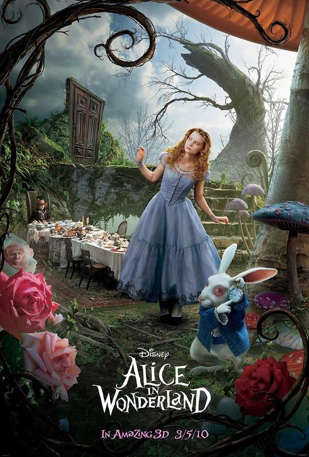 Alice in Wonderland Alice poster