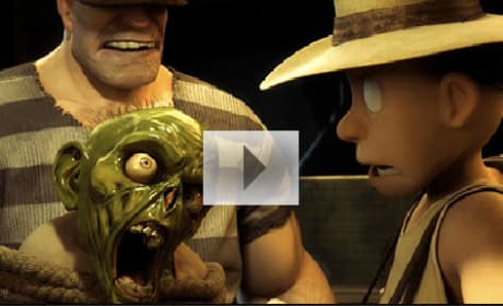 The Goon Full Comic-Con Preview
