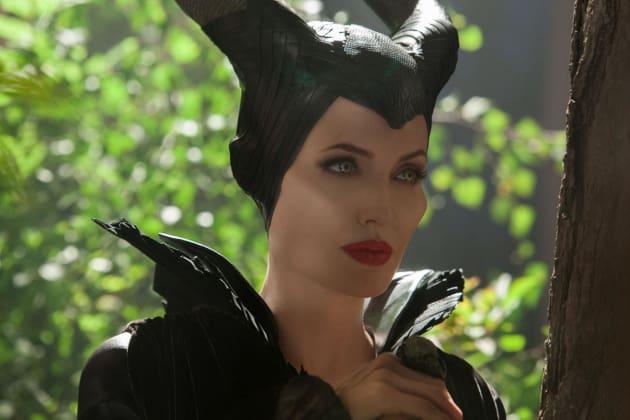 Angelina Jolie Maleficent Photo