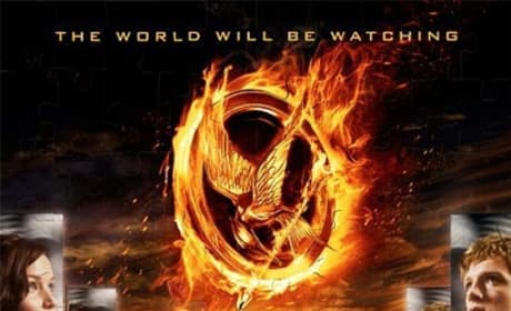 The Hunger Games Puzzle is Solved: Winning Poster Revealed