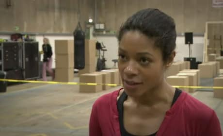 Skyfall Featurette: Meet Naomie Harris' Field Agent