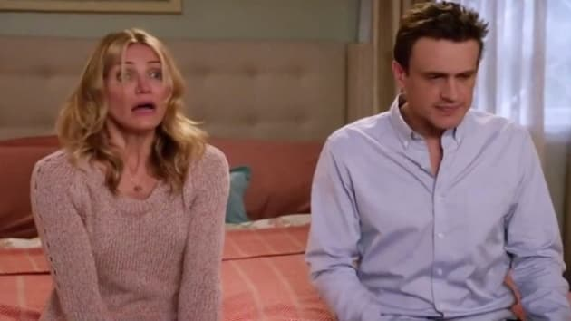 Sex Tape Trailer with Cameron Diaz and Jason Segel