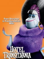 Hotel Transylvania Frankenstein's Wife Poster