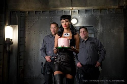 Nicole Scherzinger in Men in Black 3