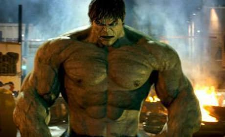 The Incredible Hulk Movie Trailer, Photos