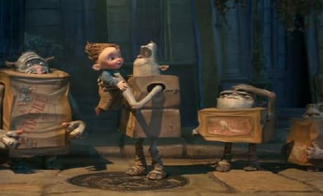 The Boxtrolls Tralier & Poster Drops: Sometimes There Are Boxes