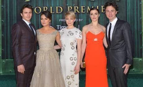 Oz The Great and Powerful: Zach Braff Talks Following His Yellow Brick Road