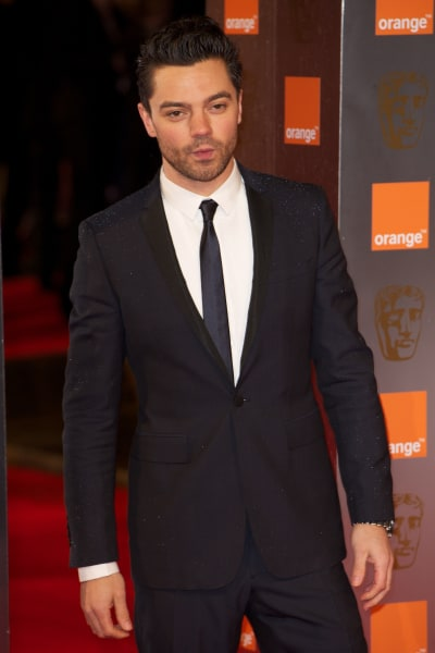 English Actor Dominic Cooper