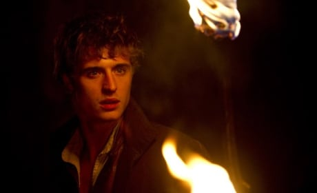 Max Irons as Henry