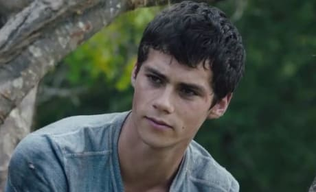 The Maze Runner Dylan O'Brien