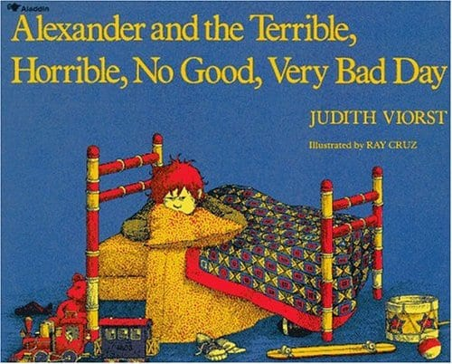 Alexander and the Horrible, No Good, Very Bad Day