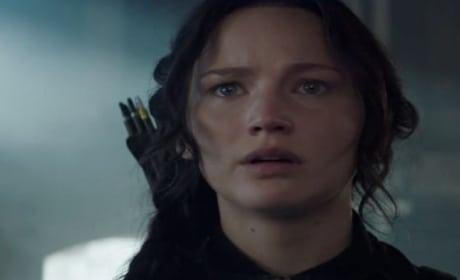 Mockingjay Part 1 Teaser Trailer: Katniss Is Our Leader
