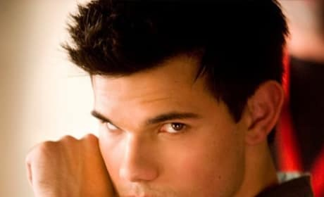 Taylor Lautner in Breaking Dawn Part 1