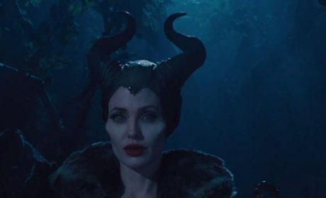 Maleficent Clips & Featurette: Witness Angelina Jolie Magic