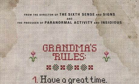 The Visit Poster
