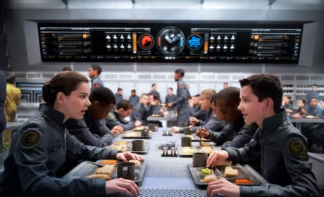 Ender's Game Gets First Still of Hailee Steinfeld as Petra Arkanian