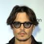 Photograph of Johnny Depp