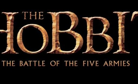 The Hobbit The Battle of the Five Armies: Logo Revealed!