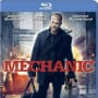 The Mechanic Blu-Ray Cover