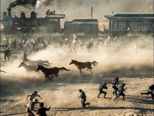 The Lone Ranger Movie Image