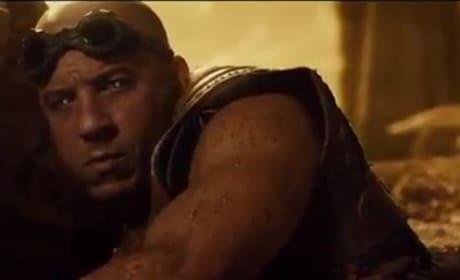 Riddick Still Starring Vin Diesel