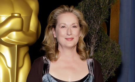 Meryl Streep Confirmed For Great Hope Springs