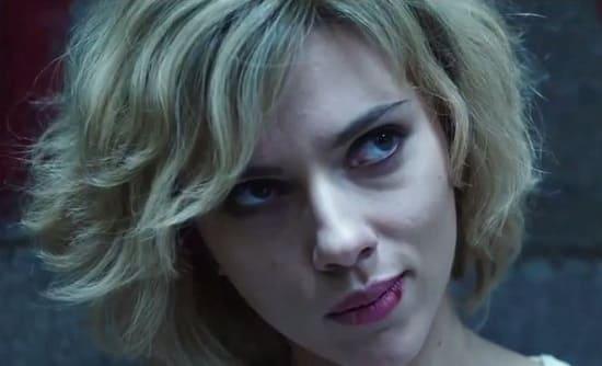 Lucy Stars Scarlett Johansson