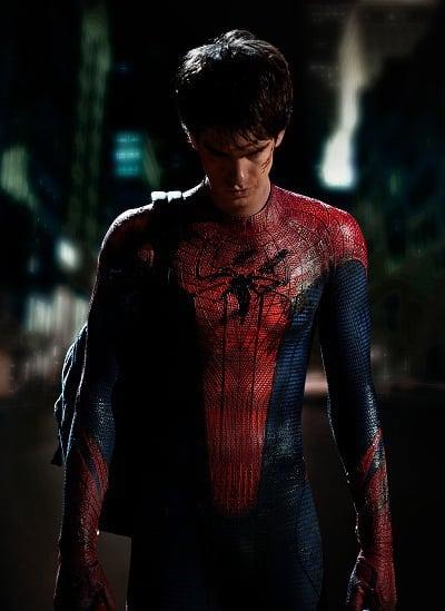 Andrew Garfield The Amazing Spider-Man