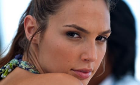 Fast and Furious 6 Gal Gadot