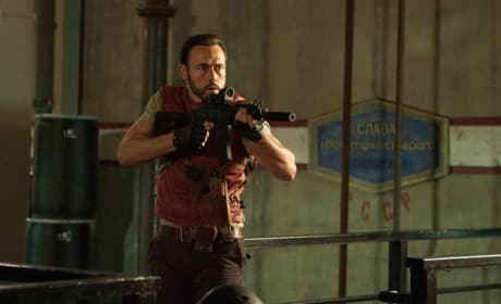 Kevin Durand Resident Evil: Retribution