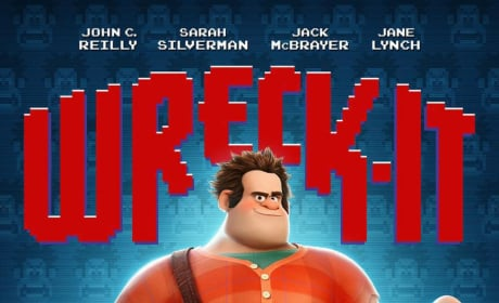 Wreck-It Ralph Poster: Ralph and his Video Game Brethren