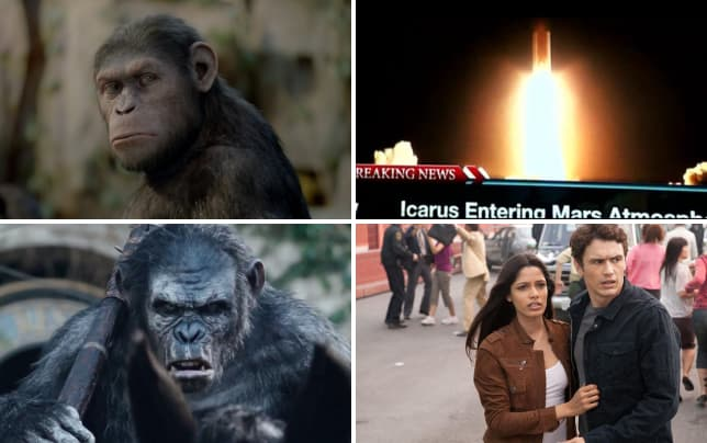 Rise of the planet of the apes pic