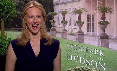Hyde Park on the Hudson: Laura Linney on Bill Murray Magic