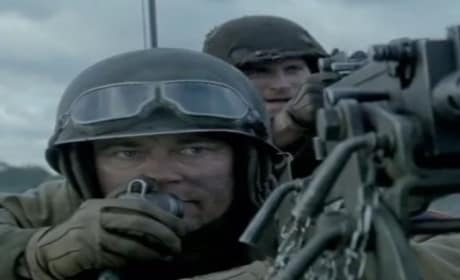 Fury Trailer: Ideals are Peaceful, History is Violent